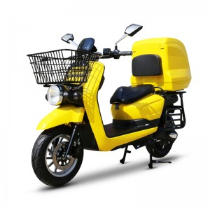 2020 High quality Ride On Electric Bike - Electric Scooters Cai Niao – Zongshen