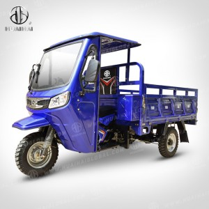 Hot Selling for 3 Wheel Tricycle With Motor - Gasoline Cargo Carriers Q7C – Zongshen