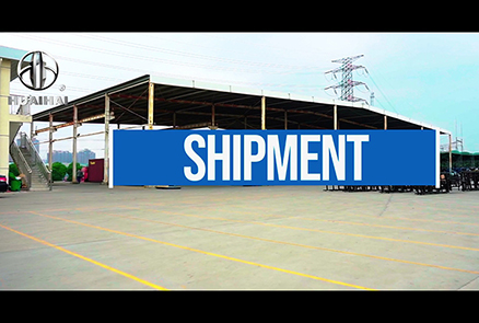The Shipment of Huaihai & Zongshen Export Products - E...