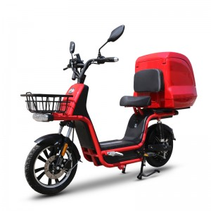 Factory directly Buy Electric Bicycle - Adult Scooters Tu Chang F – Zongshen
