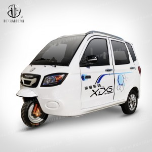 Factory wholesale Motorized Tricycle In India - Gasoline Passenger Carriers XD6 – Zongshen