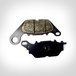 Motorcycle Brake Disc and Pads