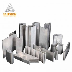 China Aluminum Extrusion Profiles Factory –  Automobile aluminium profile – Huajian