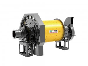 MBY (G) Series Overflow Rod Mill