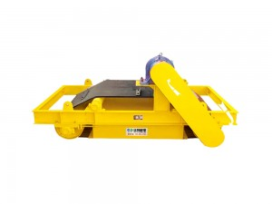 Series RCYPIISelf-Cleaning Permanent Magnetic Iron Separators