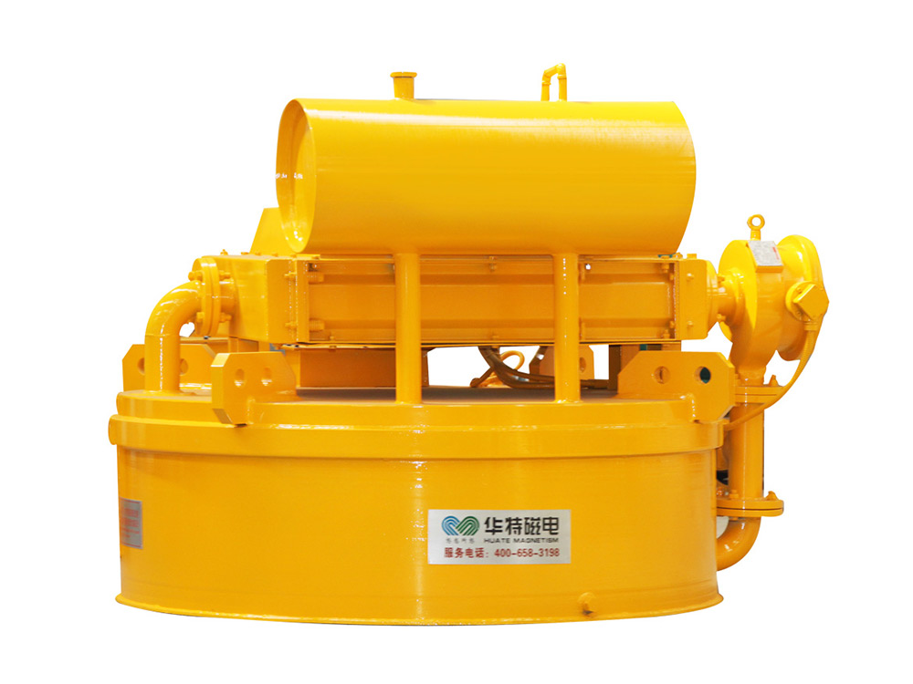 China Cheap price Magnetic Separator Iron Ore - RCDEJ Oil Forced Circulation Electromagnetic Separator – Huate