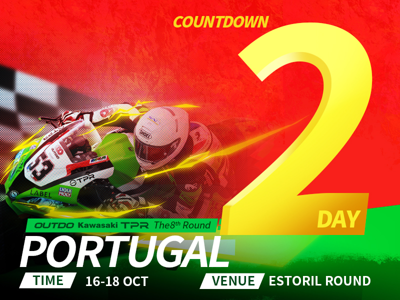 2day countdown to the 8th stop of WSBK 2020 at the Estoril circuit