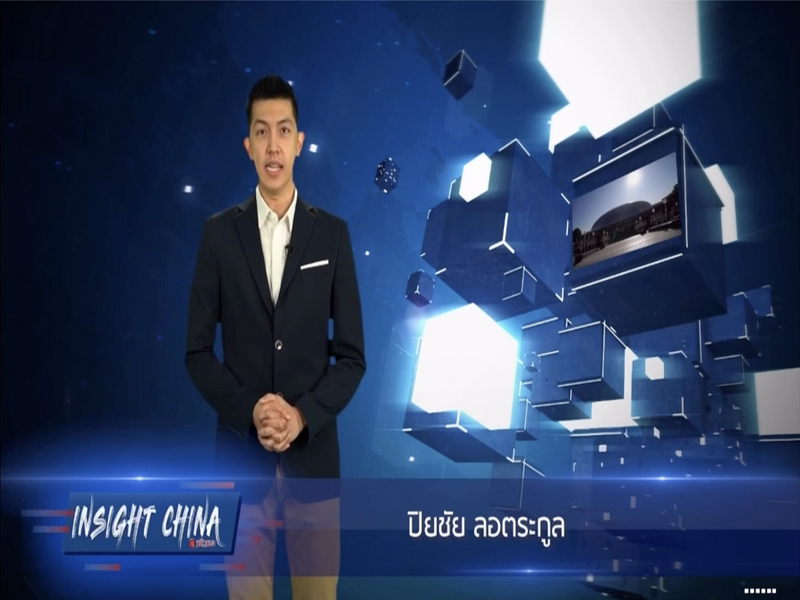 A Thai TNN exclusive interview |Thailand Huawei power attracts attention