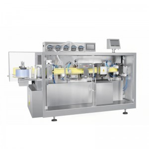 Liquid Filling And Sealing Machine HGS-118(P5)