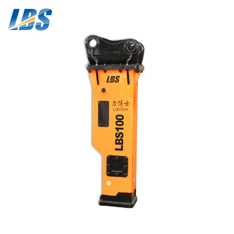 Factory Cheap Hot Rock Breaker Hammer - Silenced Type Hydraulic Breaker LBS100 – Shengda