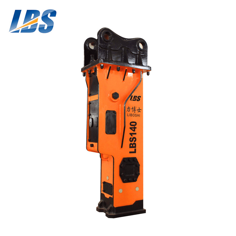 Factory best selling How Hydraulic Breaker Works - Silenced Type Hydraulic Breaker LBS140 – Shengda
