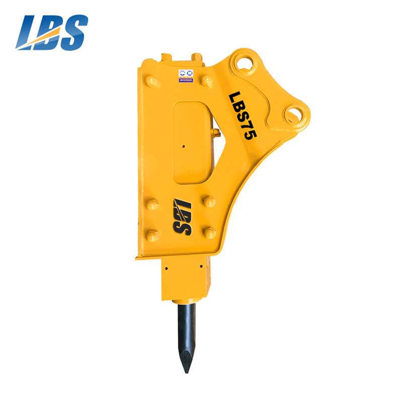 Side Type Hydraulic Breaker1 LBS75 Featured Image