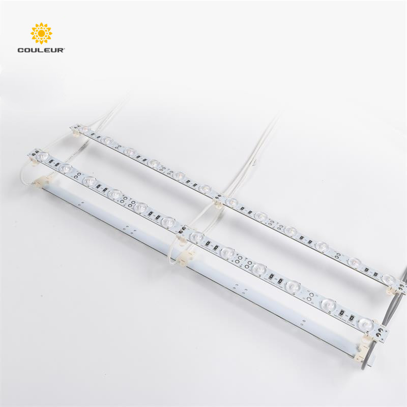 3030 double color lattice led strip Featured Image