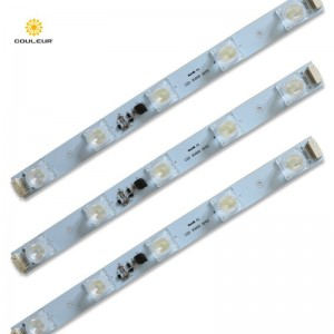 Edge-lit LED Strip light for seg light box