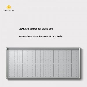 led light strip diffuser