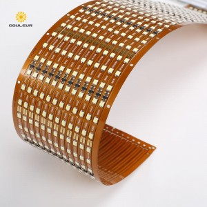 brightness led flexible led light strip for advertising