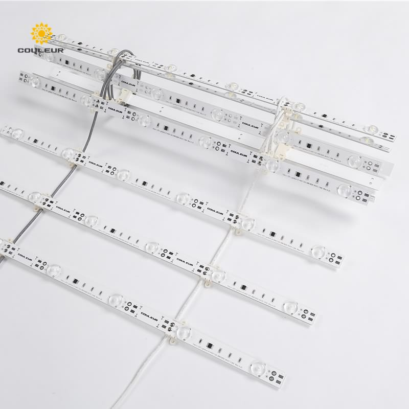curtain led light 24v dc module IC for indoor advertising Featured Image