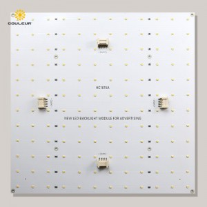 led panel board for light box