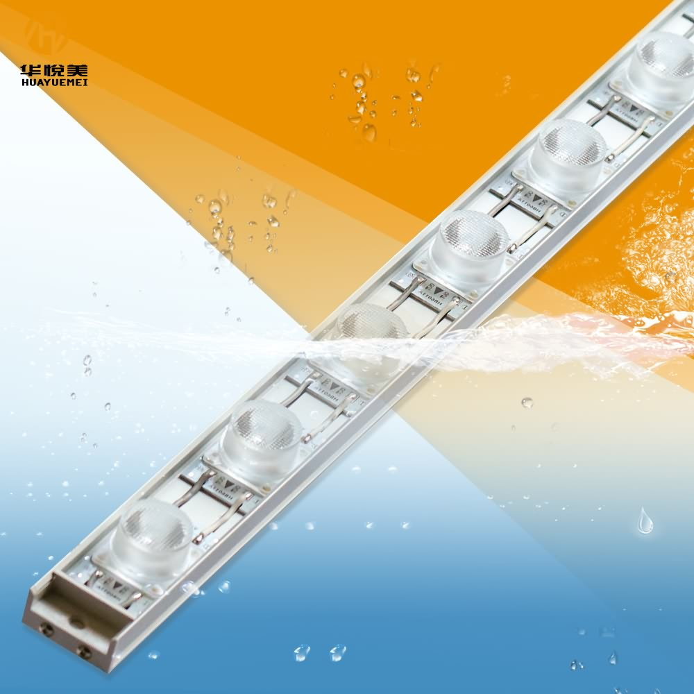 waterproof 24v aluminum led edgelit light bar (2)
