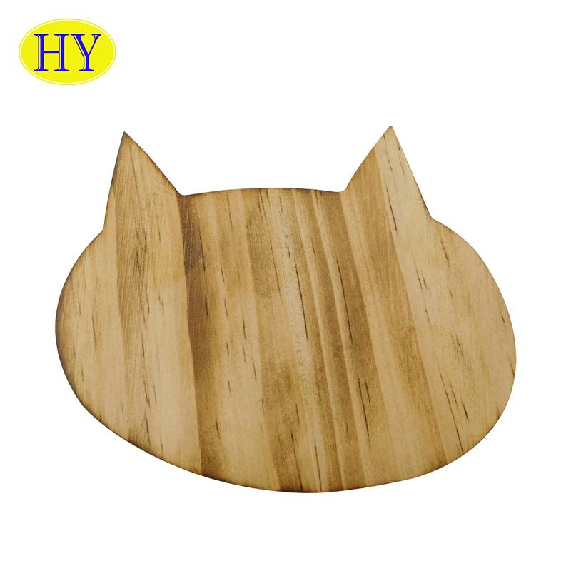 Factory Price For Wood Jewellery Box - New type high quality custom small wooden serving tray for kitchen – Huiyang