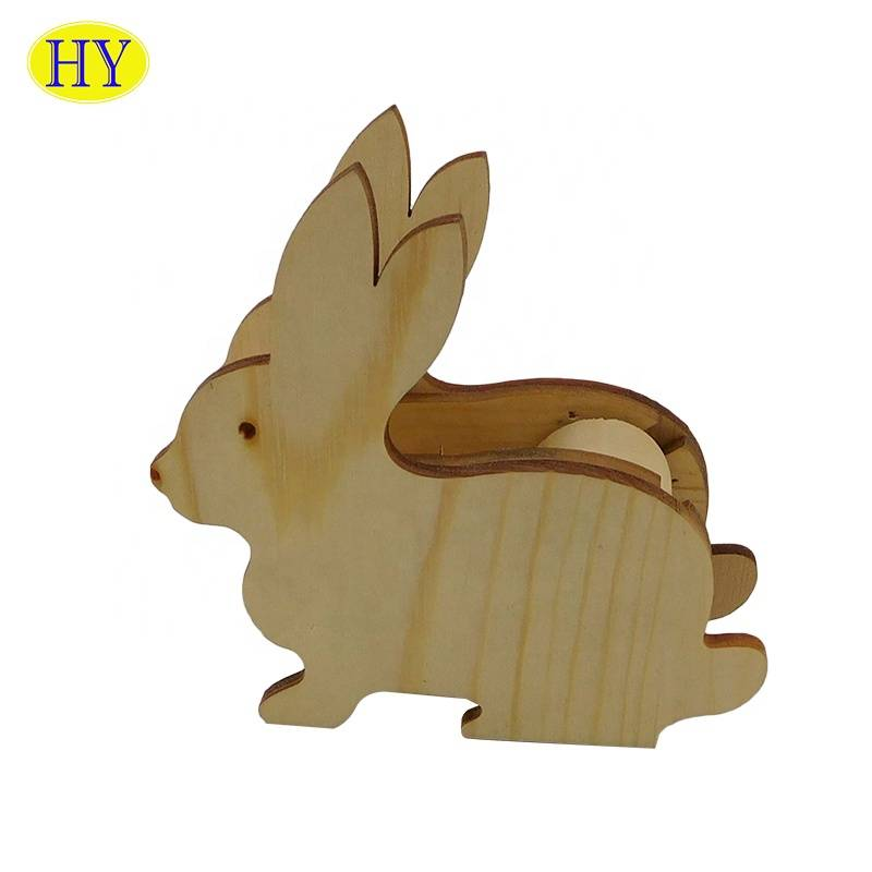 Fancy tape dispenser modern tape dispenser wood rabbit tape dispenser