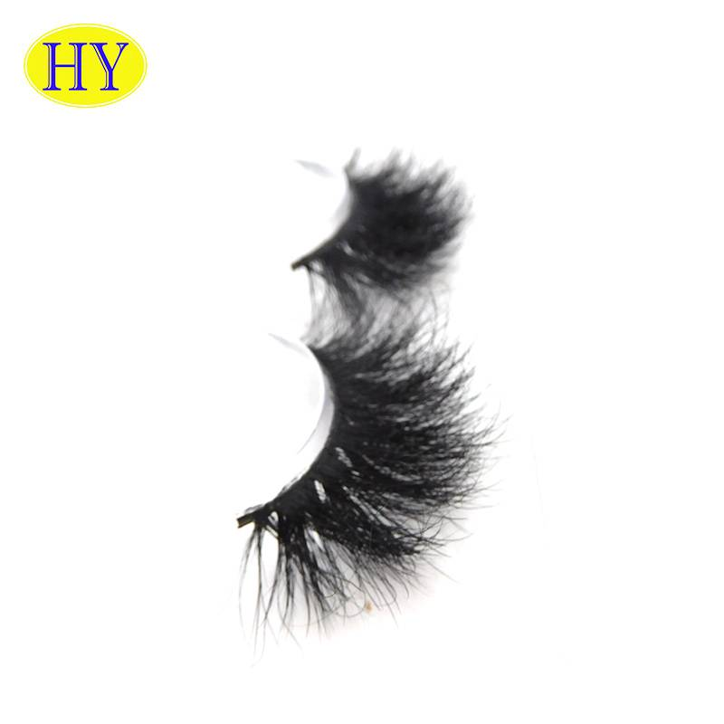 Special Price for Wooden Doll Furniture - Wholesale Glamorous Eye Lashes Own Brand Eyelashes And Private Label 3d Eyelashes Faux Mink Lashes – Huiyang