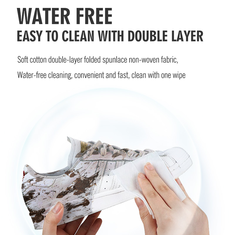 China Wholesale Stove Top Cleaning Wipes Pricelist - Customize easily effectively clean white and leather shoes wipes – Better