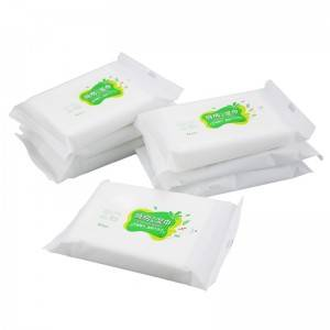 China Wholesale Bio Baby Wipes Factory - Kitchen cleaning oil stained stove table cleaning kitchen grease wipes – Better