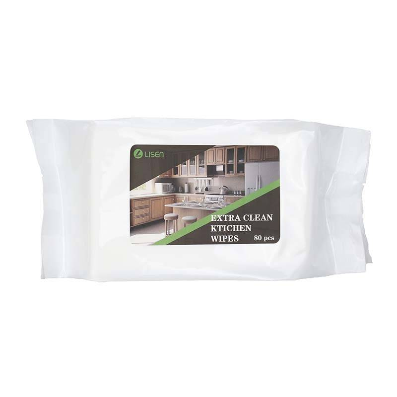China Wholesale Baby Hand Wipes Pricelist - Quickly clean up kitchen wipes – Better detail pictures