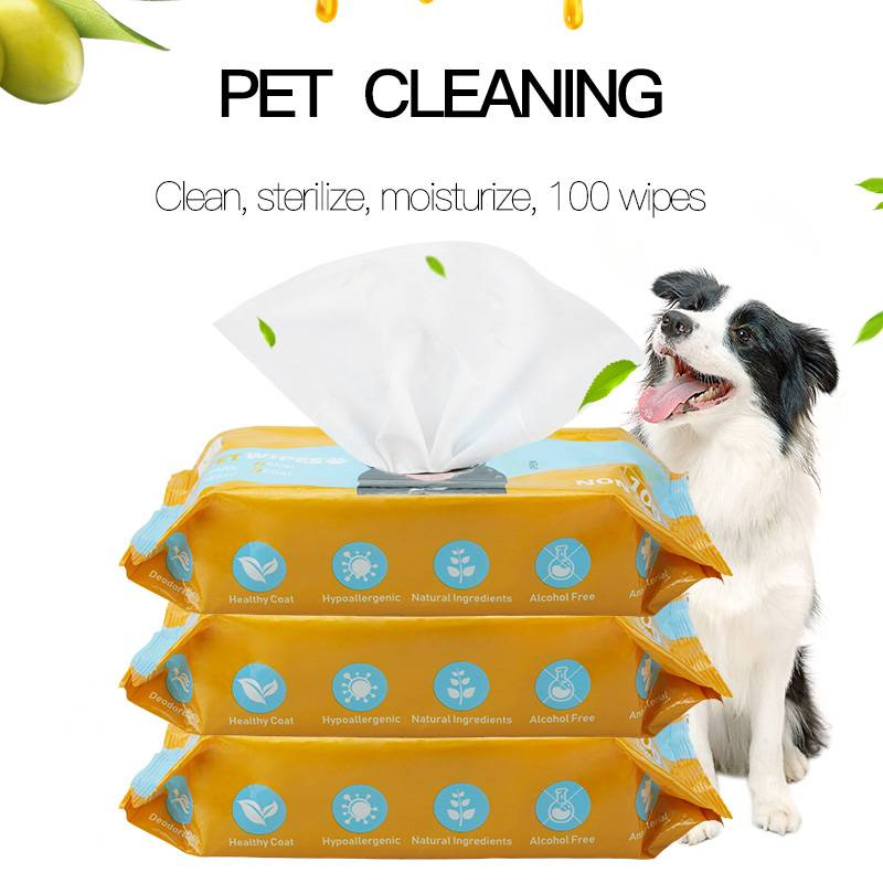 China Wholesale Cleaning With Baby Wipes Factory - Effective deodorizing pet friendly safe cleaning wipes – Better
