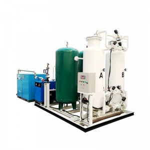 Manufacturer  High Purity Nitrogen Equipment PSA Nitrogen Generator
