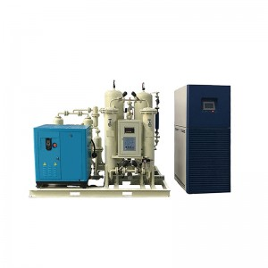Manufactur standard China Small Size Cryogenic Air Separation Plant
