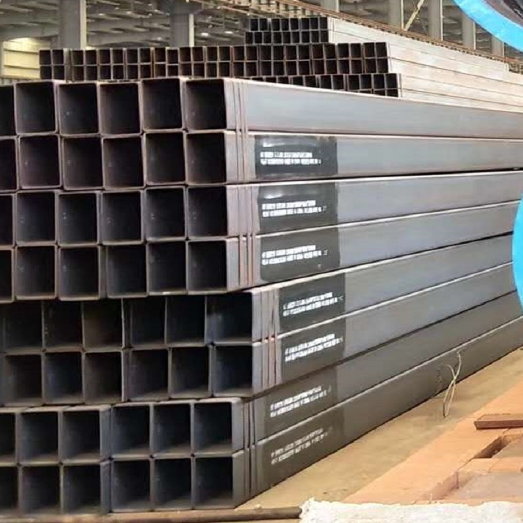 China Carbon Seamless Steel Pipe Quotes - JIS3466 STK400 SS400 STK500 Mild Carbon Hollow Section – TOPTAC