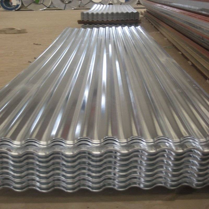 Hot Sale Low Price Metal Roofing Sheet/Corrugated Steel Roofing Sheet/Hot Dipped Zinc Steel