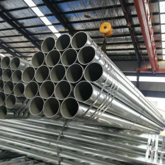 Galvanized Scaffolding Steel Pipe