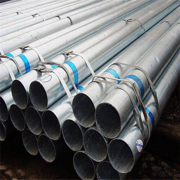 China Thick Wall Stainless Steel Tube Factory - Hot Dipped Galvanized Steel Pipe – TOPTAC