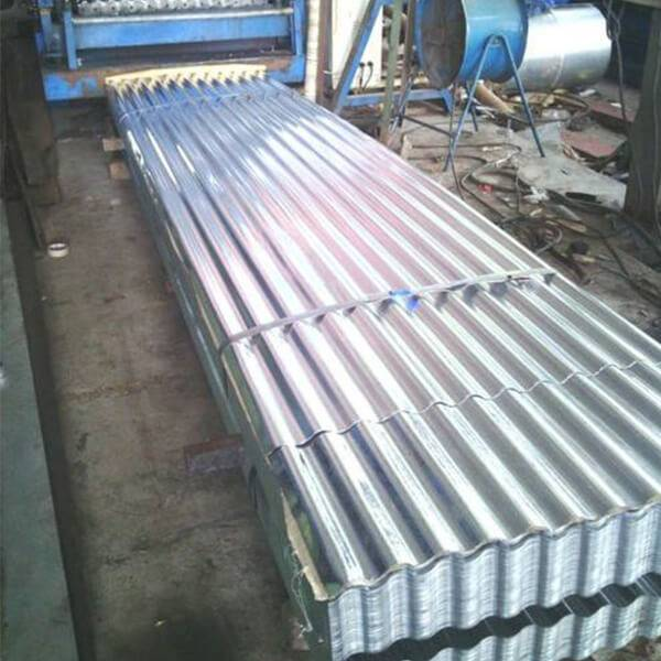 Wholesale Galvanized Rectangular Tubing Suppliers - GI/GL Corrugated Roofing Sheet – TOPTAC Featured Image