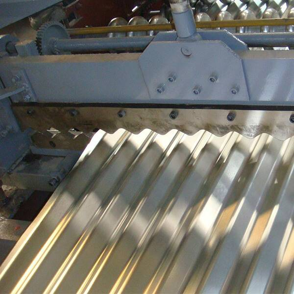 Wholesale Galvanized Rectangular Tubing Suppliers - GI/GL Corrugated Roofing Sheet – TOPTAC