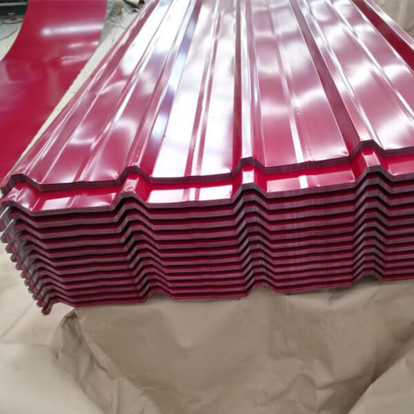 PPGI/PPGL Pre Painted Galvanized Roofing Sheet