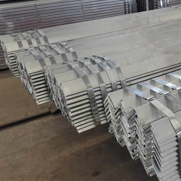 Wholesale Square Tube Base Plate Manufacturers - Steel Bars Galvanized Structural Angle Steel – TOPTAC