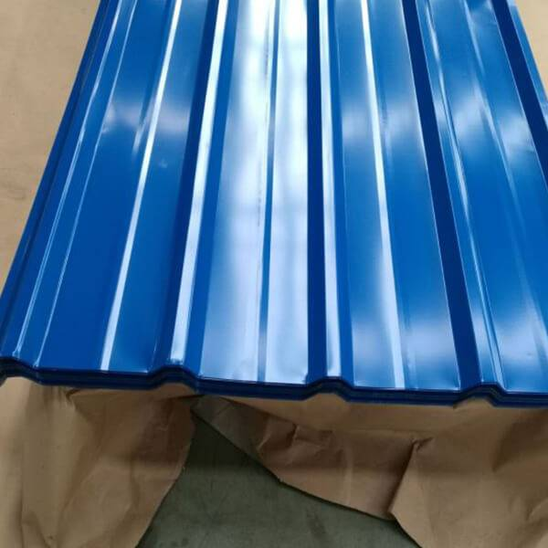 Wholesale Hollow Steel Tube Factories - PPGI Galvalume Zinc Coated Roofing Sheet In Factory Direct – TOPTAC