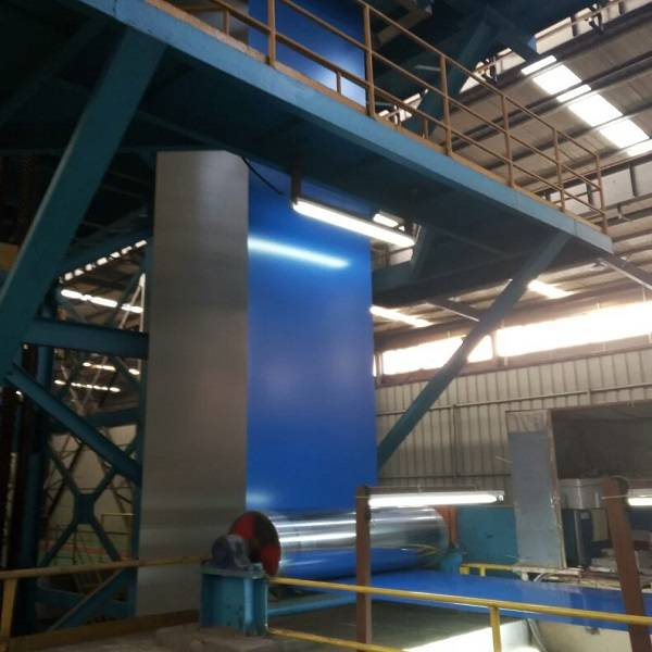 China Prepainted Steel Coil Pricelist - Fancyco Coils Pre Painted Galvanized Coils – TOPTAC