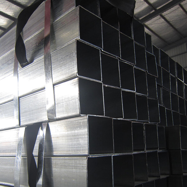 Wholesale Welded Square Tube Suppliers - Q195 Mild Carbon Pre Galvanized Sqaure Hollow Section Tube – TOPTAC