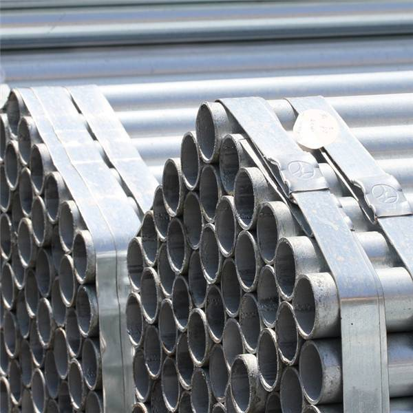 BS 1139 Galvanized Scaffolding Steel Pipe Hot S...