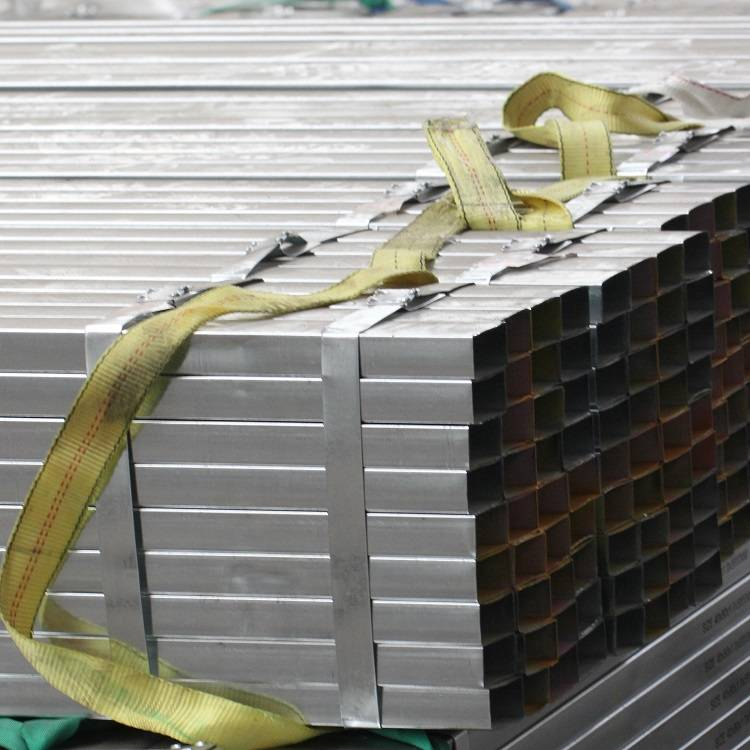 Wholesale Thick Wall Steel Pipe Factory - Tianjin ERW Pre Galvanized GI Square Steel Pipe Tube – TOPTAC