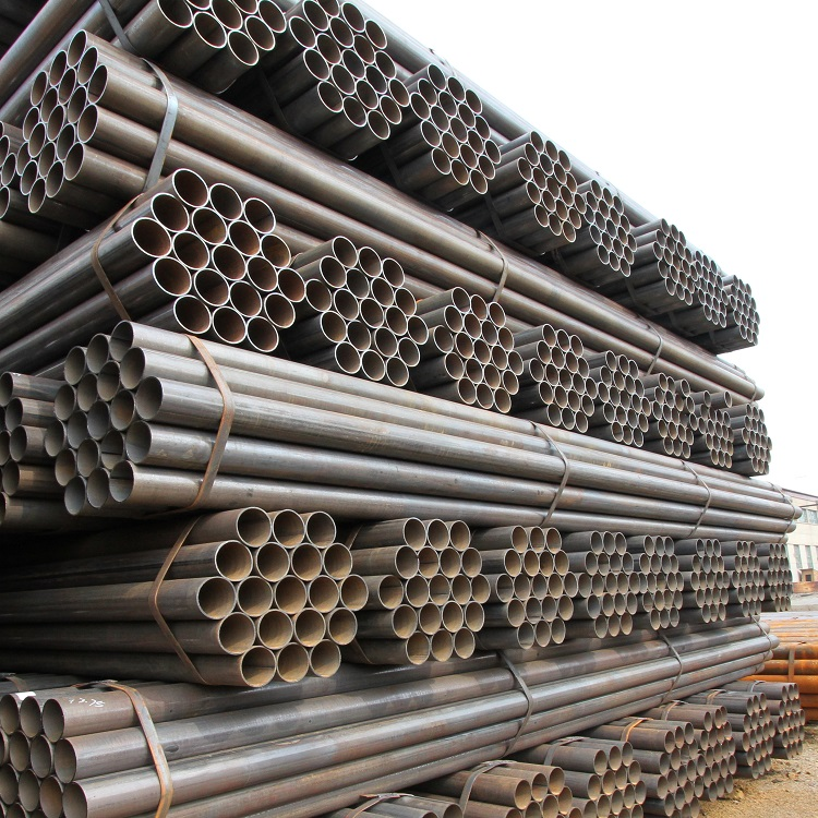 Wholesale Stainless Steel Flexible Exhaust Pipe Factories - EN10219 Grade S235/Q235/SS400 Carbon Steel Pipe – TOPTAC