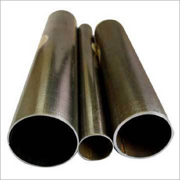 China Manufacturer for Steel Pipes And Tubes - Mild Carbon Welded Metal Ms Erw Black Iron Section Steel Pipe/Tube – TOPTAC
