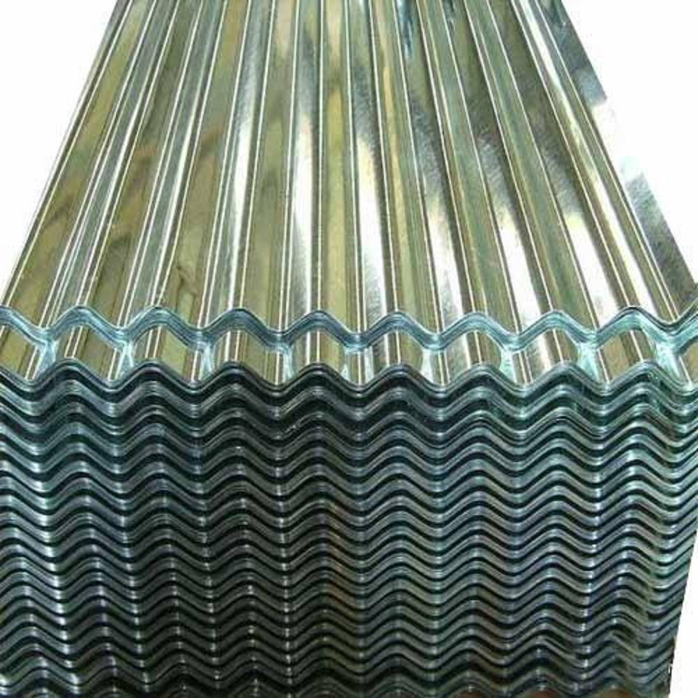Wholesale Stainless Steel Flexible Pipe Manufacturers - Hot Dip Galvanized Corrugated Roofing Sheets – TOPTAC