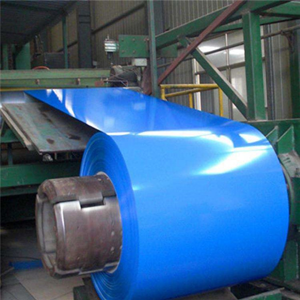 China Ppgi Sheet Factories - Ral Color Pre Painted OHt Dipped 55% Aluminum Galvalume PPGL/PPGI Steel Coil – TOPTAC