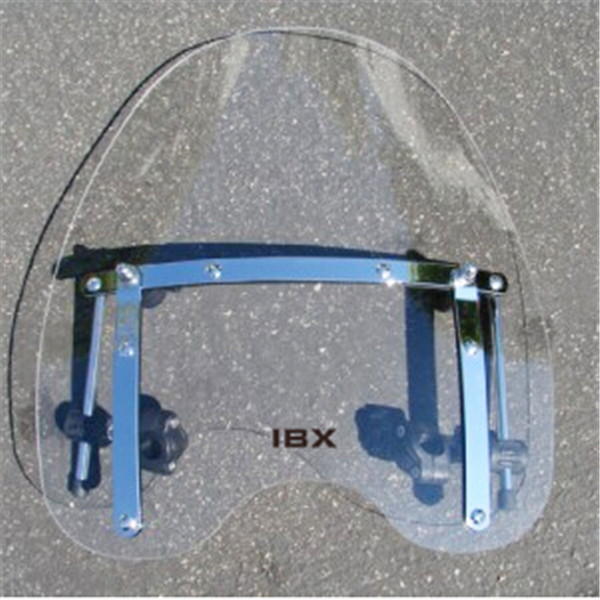 Hot-selling 97 Honda Accord Windshield - Harley motorcycle windshield – Shentuo